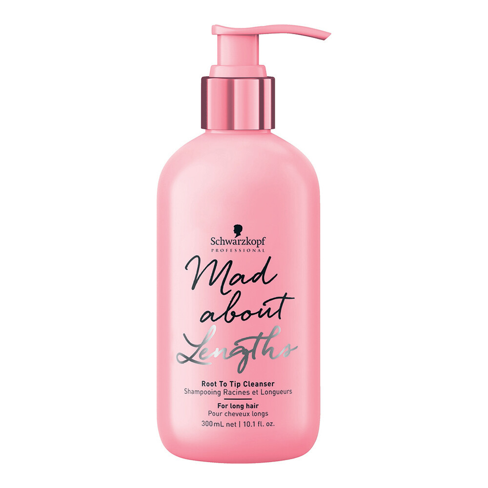 Mad About Lengths Root to Tip-Cleanser