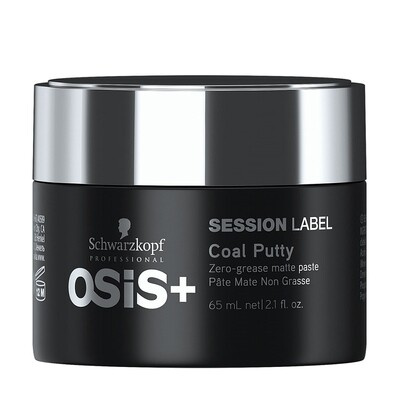 OSiS Session Label Coal Putty