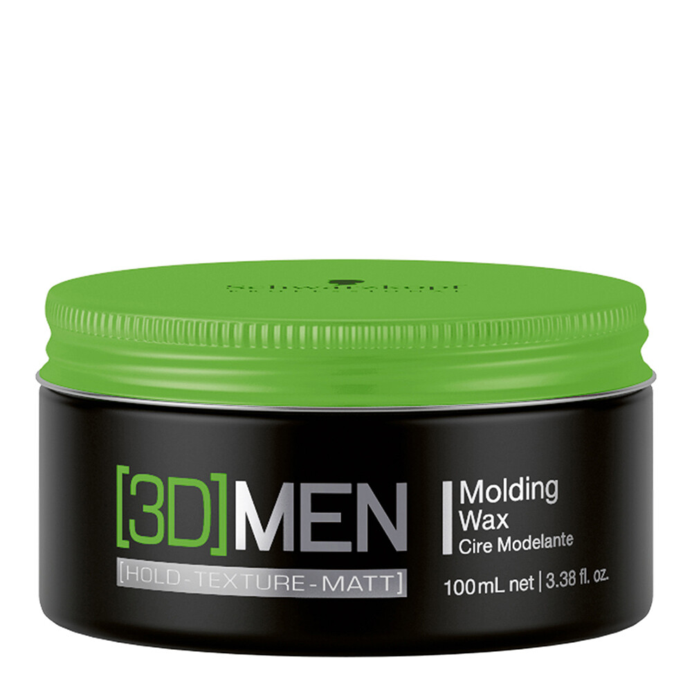 3D Men Medium Hold Wax