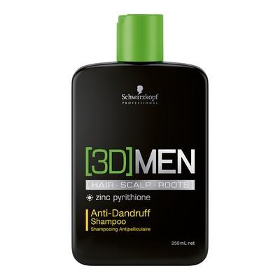 3D Men Anti Dandruff Shampoo