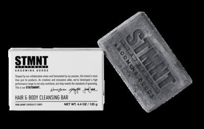 STMNT Hair & Body Cleansing Bar 125g