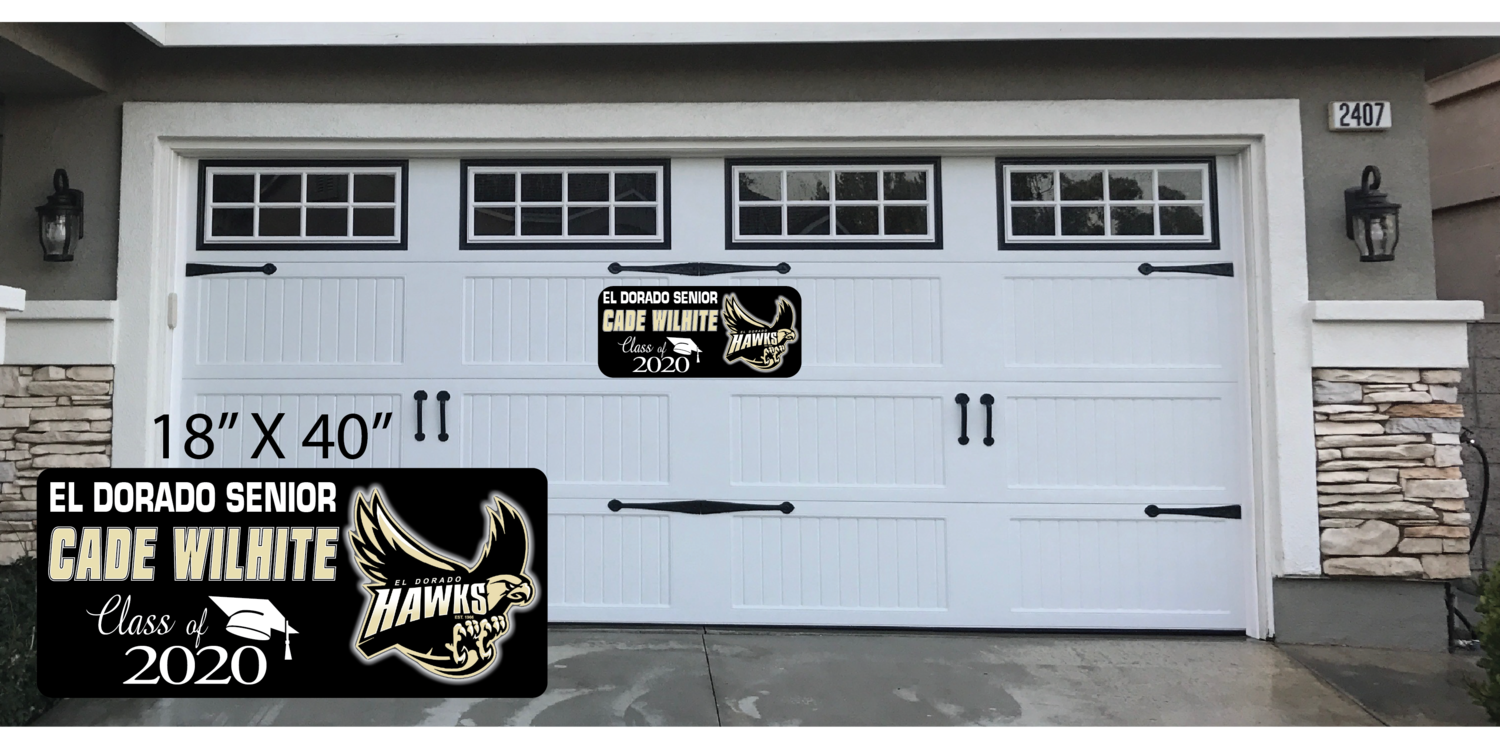 CLASS OF 2021 GARAGE DOOR MAGNET