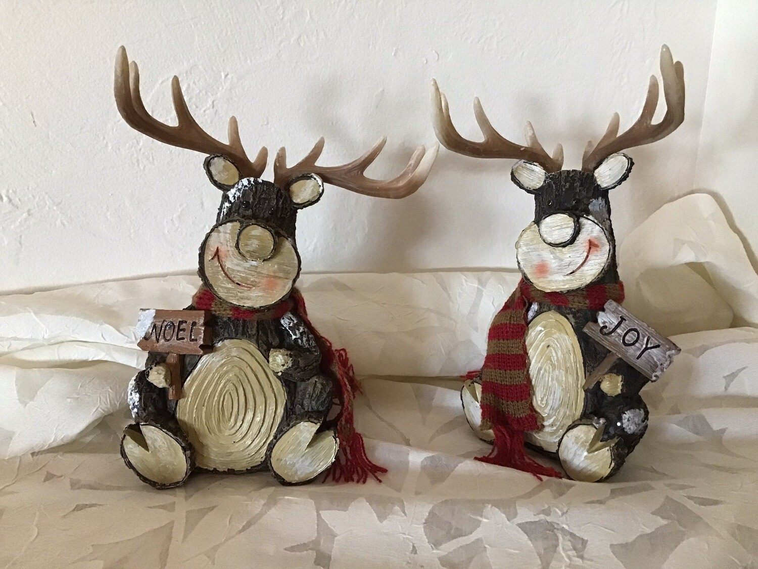 Wood Look Deer