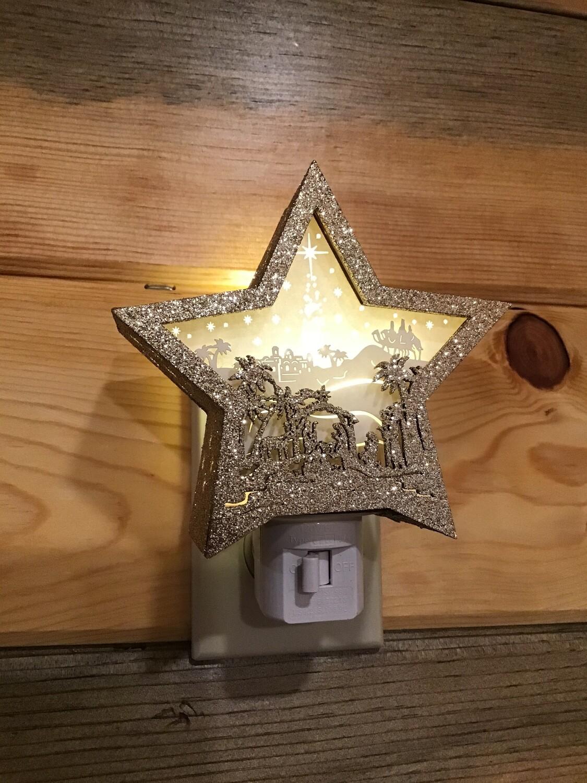 3D Star Night Light