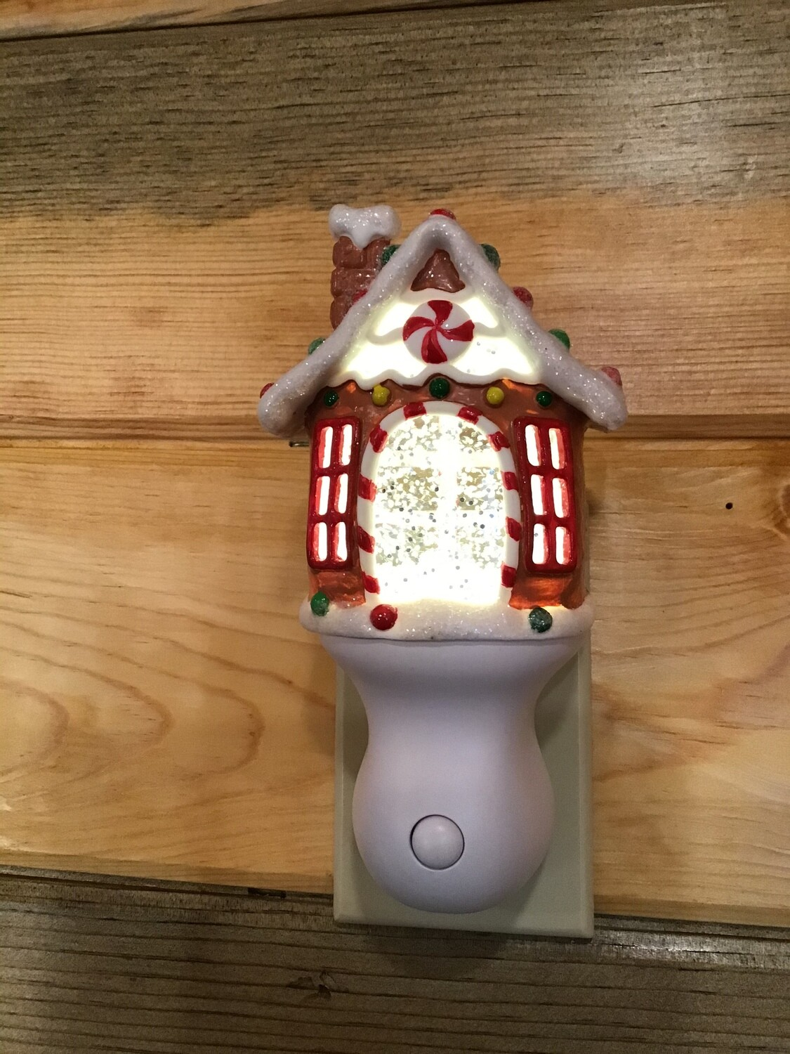 Gingerbread House Light