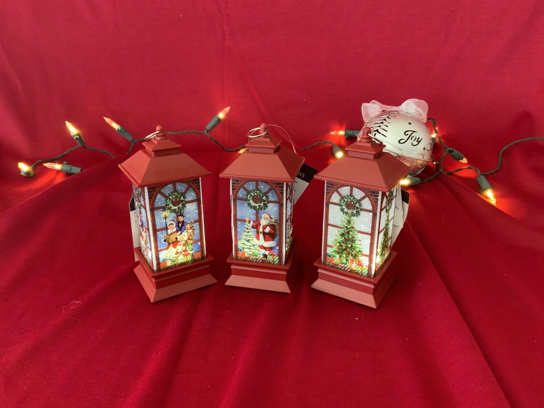 Miniature Lighted Lanterns