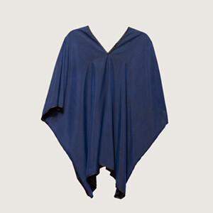 V-neck Tunic -Blue