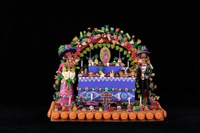 Altar de los Muertos