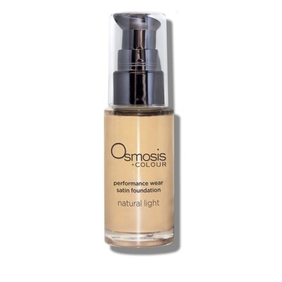 Performance Wear Satin Foundation - Natural Light