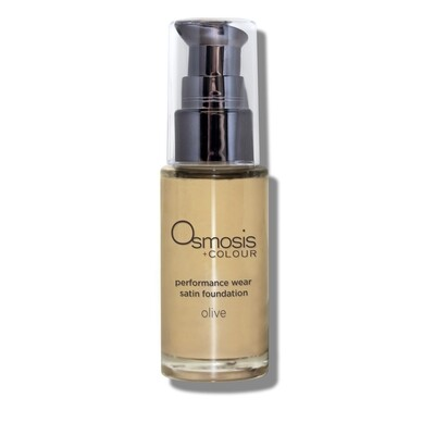 Performance Wear Satin Foundation - Olive