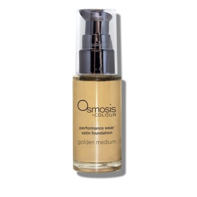 Performance Wear Satin Foundation - Golden Medium