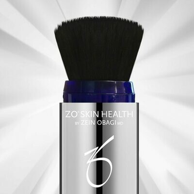 Sunscreen + Powder Broad Spectrum SPF 40 - DARK