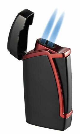 Visol Everest  Dual Torch Flame Cigar Lighter