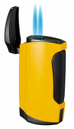 Visol Wilson Double Torch Cigar Lighter