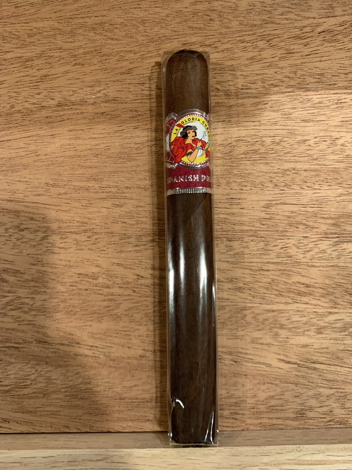 La Gloria Cubana Spanish Press Toro
