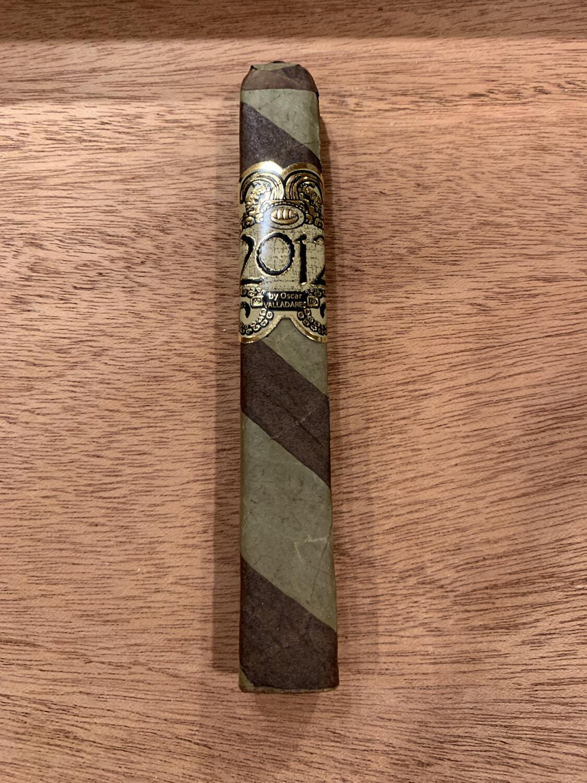 Oscar Valladeres 2012 Toro Barber Pole