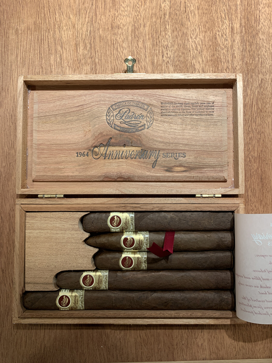 Padron 1964 Gift Pack Natural Cigar