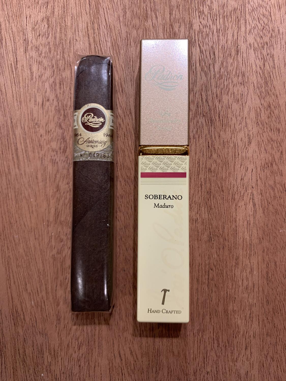 Padron 1964 Soberano Stx15 Nat Cigar