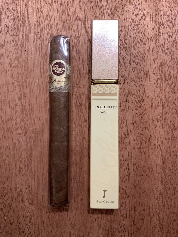 Padron 1964 Presidente Stx15 Nat Cigar