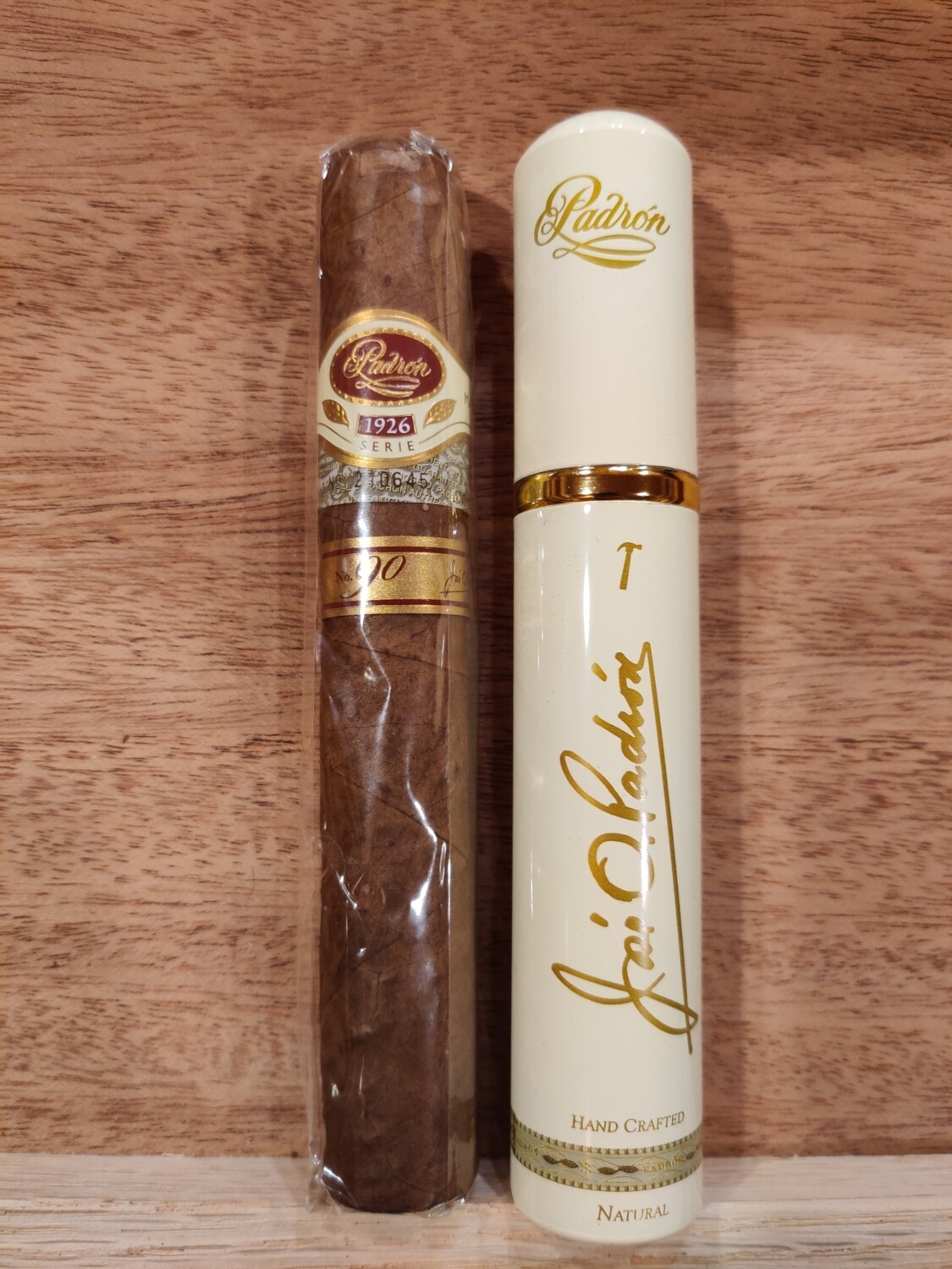 Padron 1926 No.90 Tubo Natural Cigar