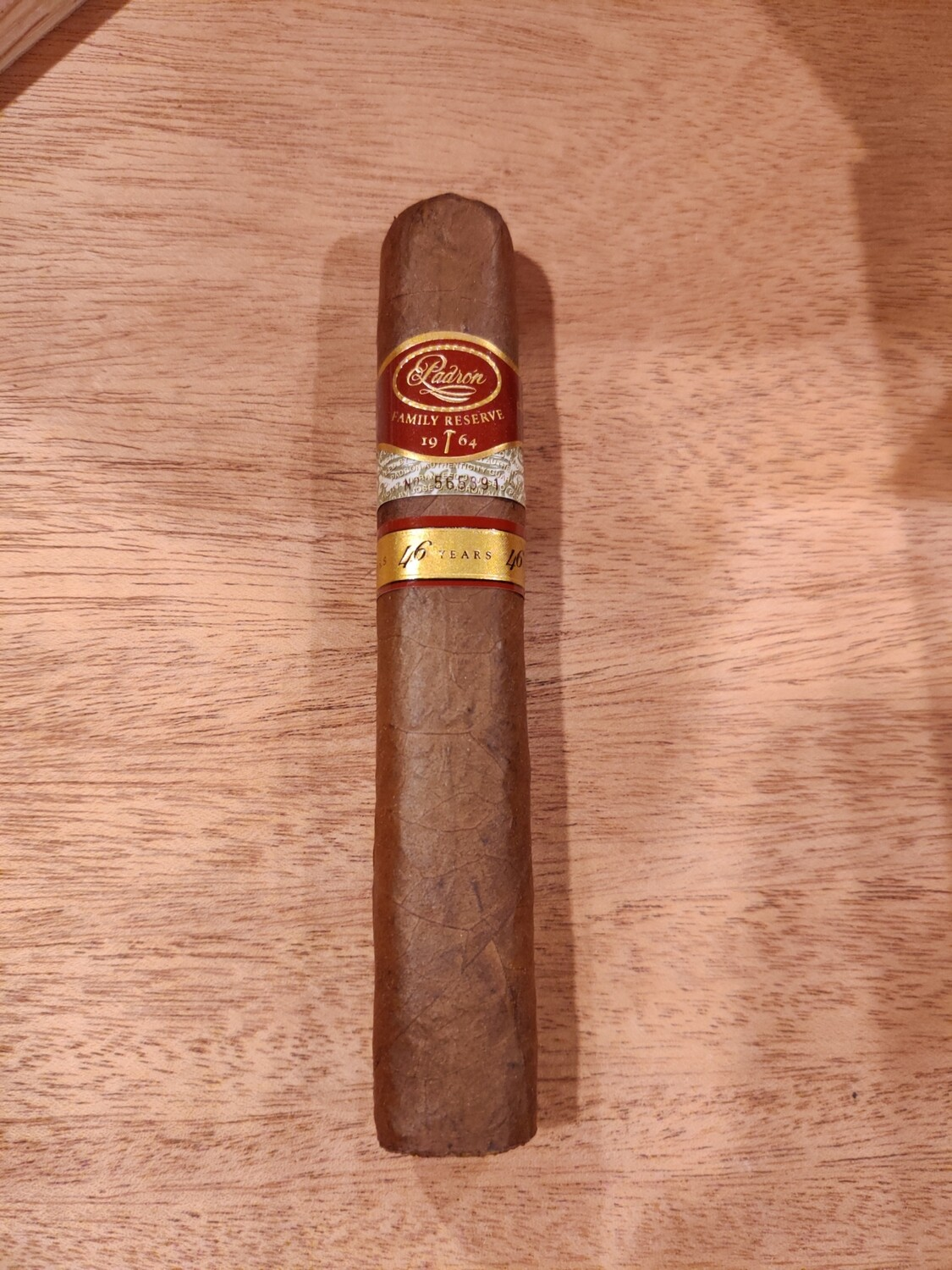 Padron Family Reserve No.46 Natural D15