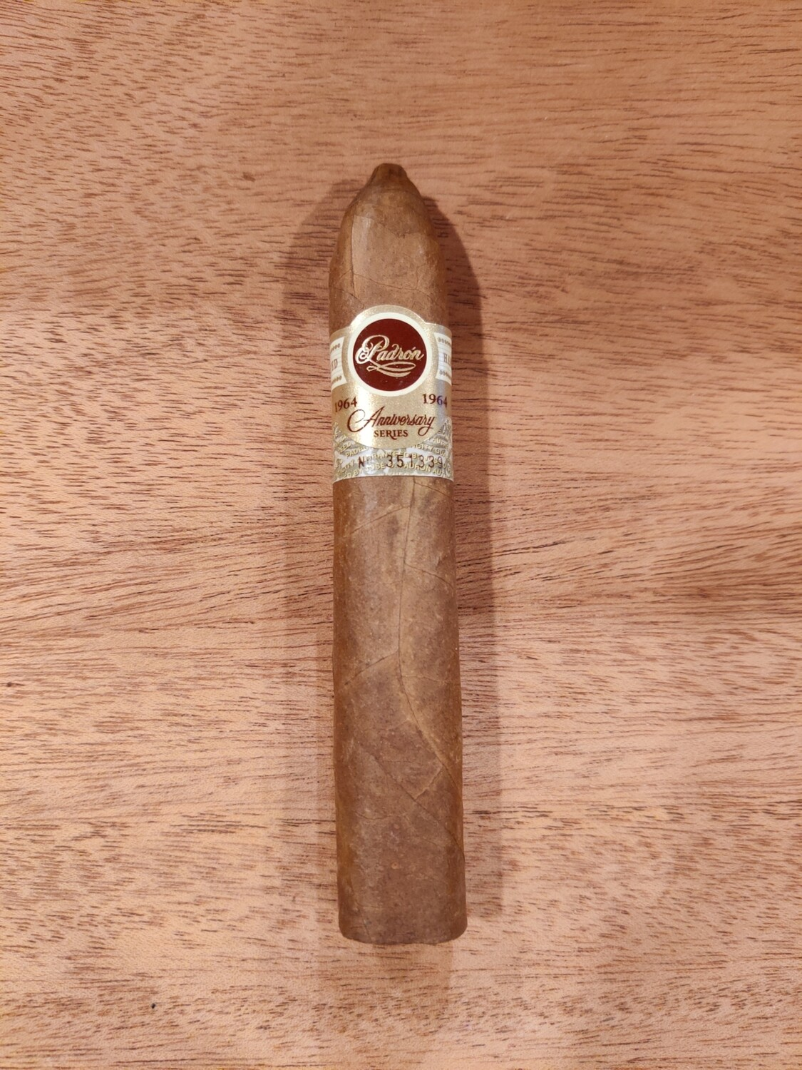 Padron 1964 Belicoso Natural 52 X 5