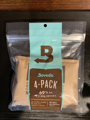 Boveda 4-pack 69% RH
