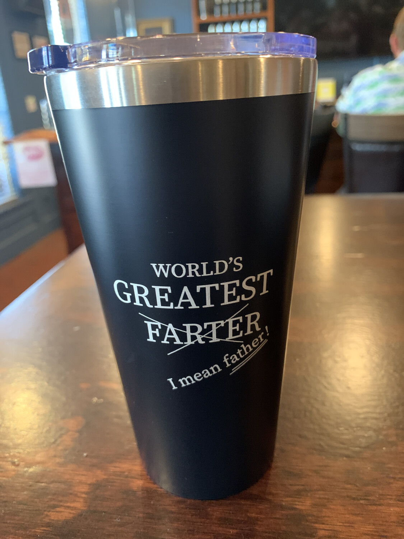 World's Greatest Father Mug