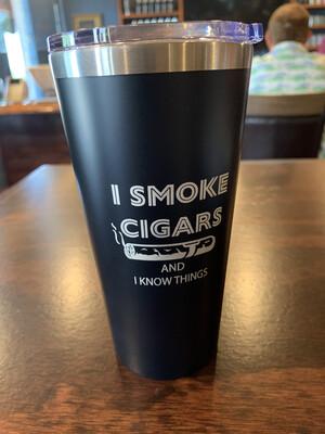 I Smoke Cigar's Mug