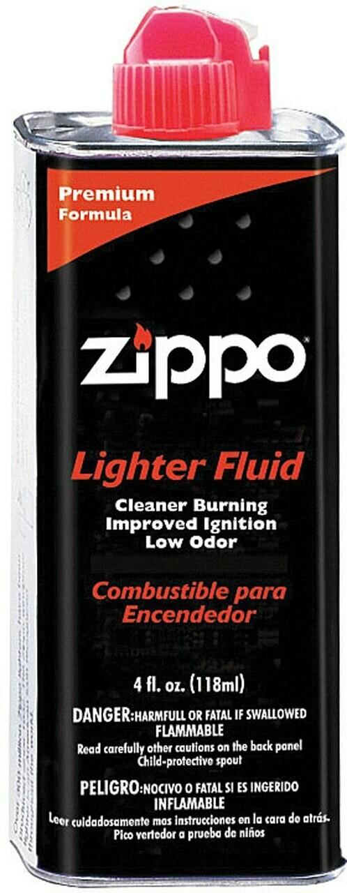 Zippo Fluid 4oz