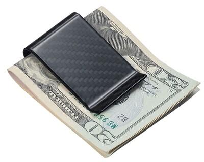 Visol Carbon Fiber Money Clip