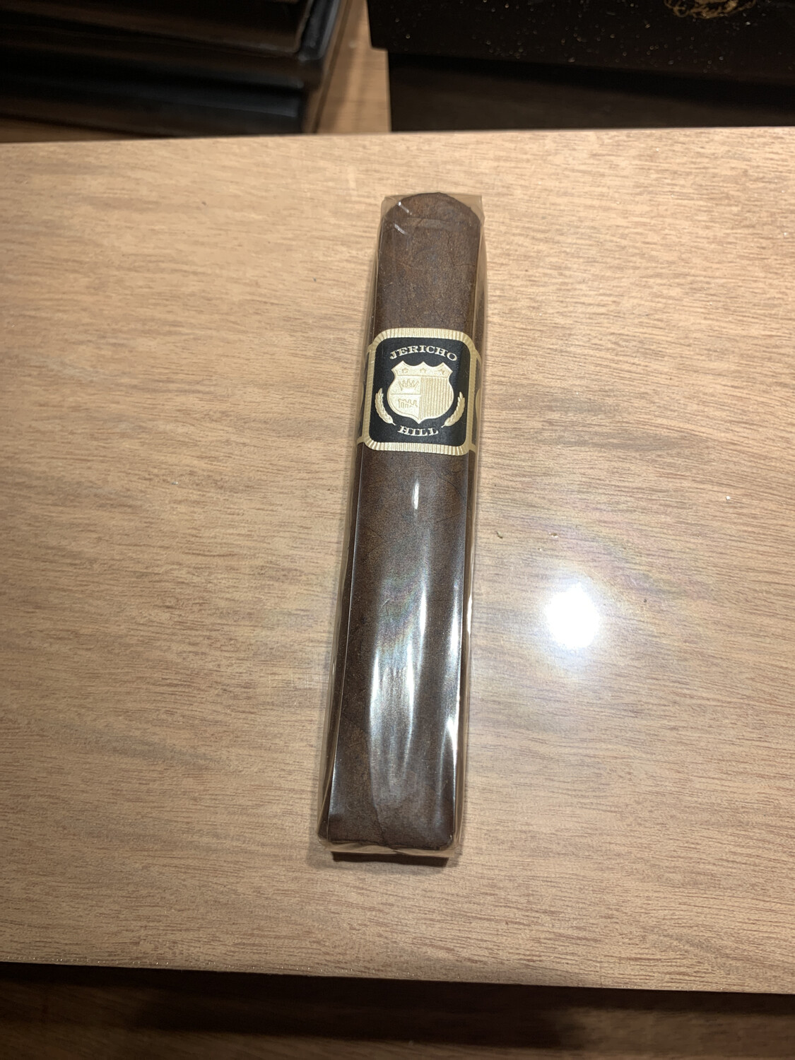 Crowned Heads Jericho Hill Jack Brown