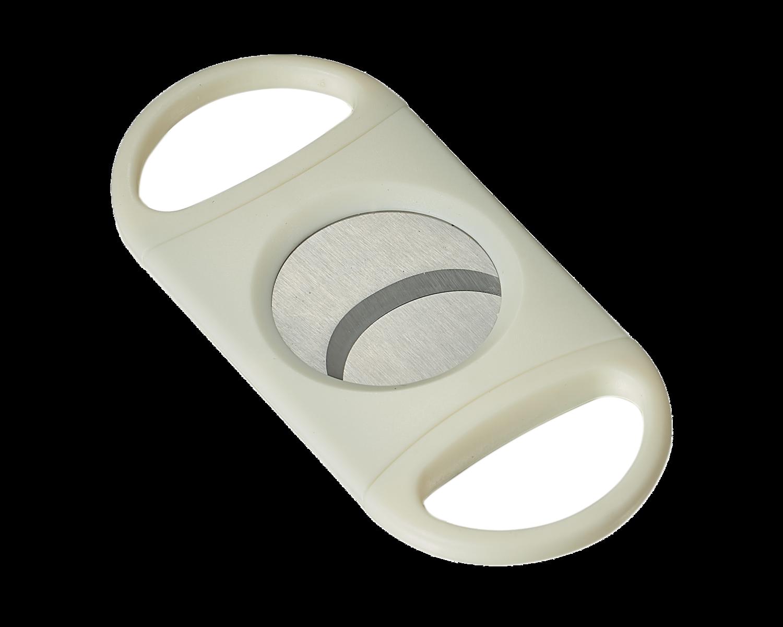 Visol Rand Double Guillotine Plastic Cutter - White