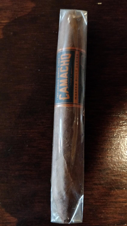 Camacho American Barrel Aged Perfecto Gordo