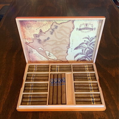 Rojas Rolling Experience Box, 30 Cigars