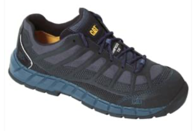 CAT - Streamline Leather S1P Safety Shoe