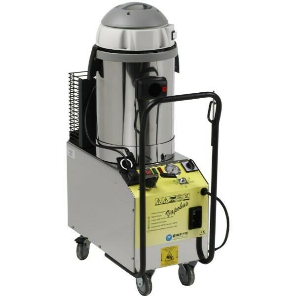 Steam cleaner for buses - VAPOBUS BF090JB