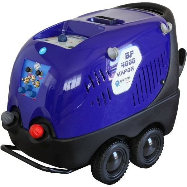 Steam pressure cleaner for industrial cleaning - BF4000 Vapor