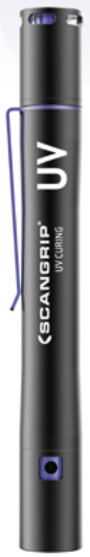 UV-PEN for small UV curing