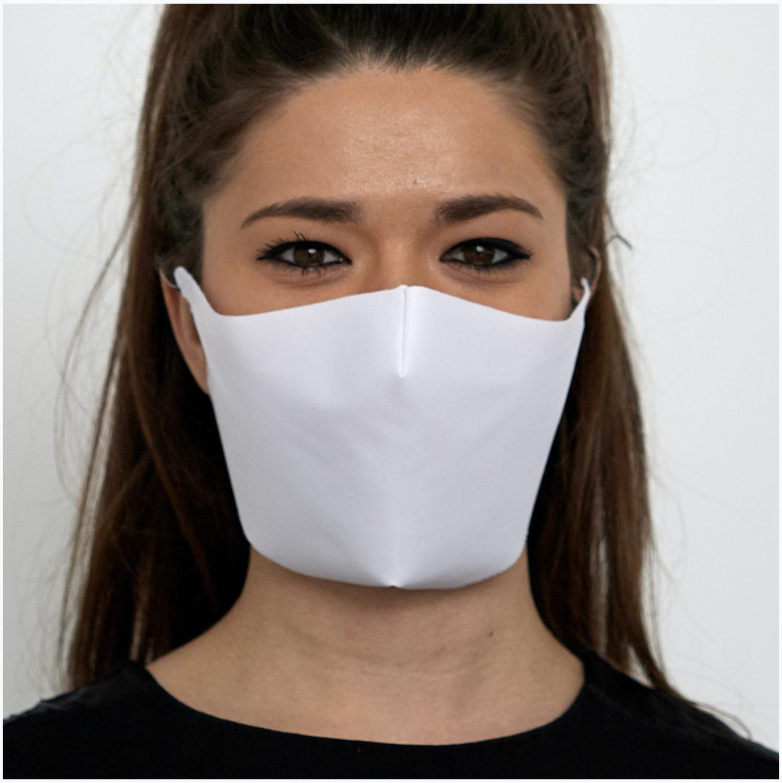 Fabric protective masks