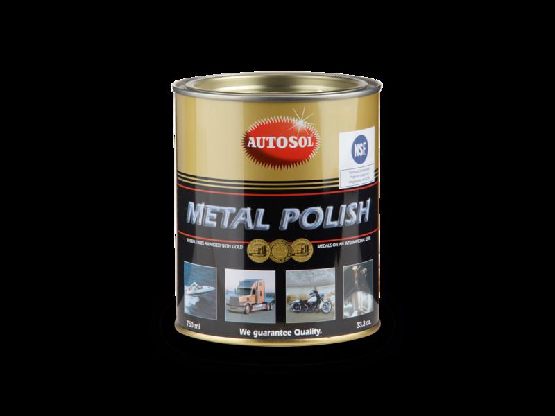 AUTOSOL® Metal Polish Can 750ml