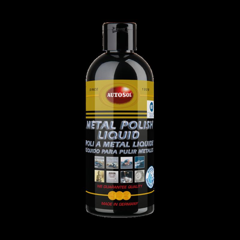 Metal Polish Liquid