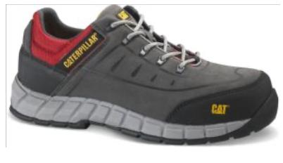 CAT - Safety shoe Roadrace S3