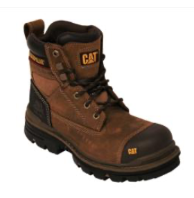 CAT - Safety shoe Gravel S3