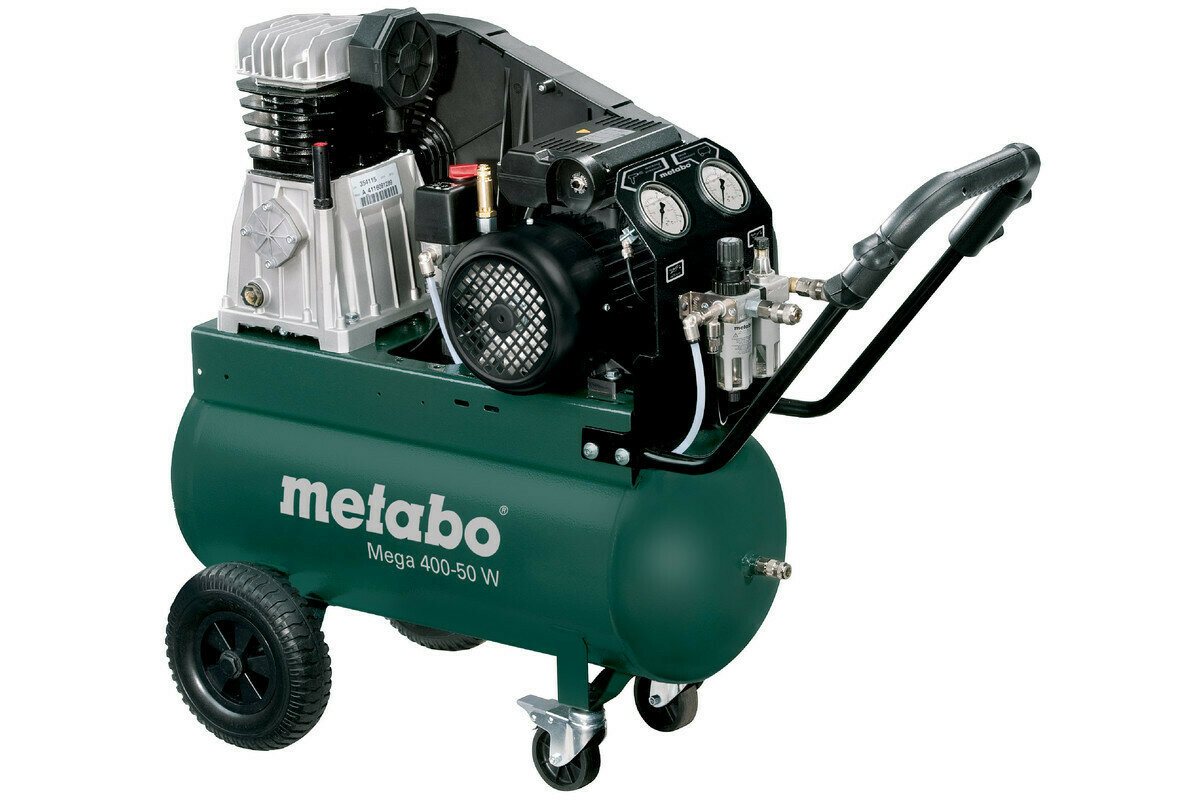 Mega 400-50 W Compressor