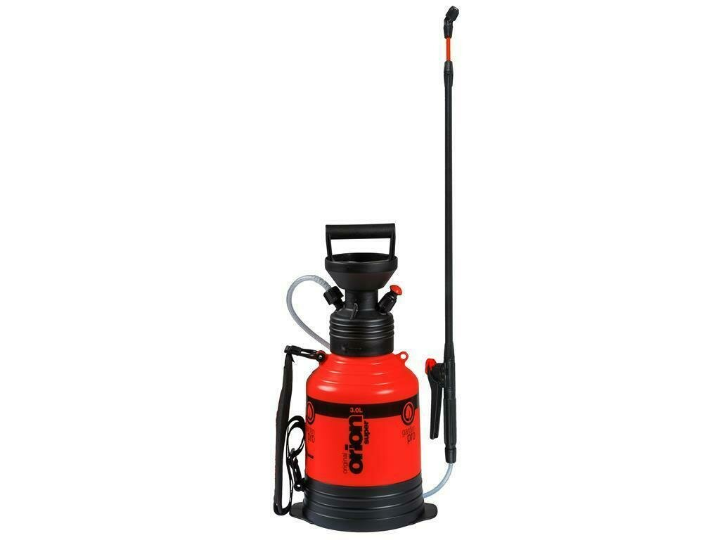 Orion Super 3 litre pressure sprayer orange