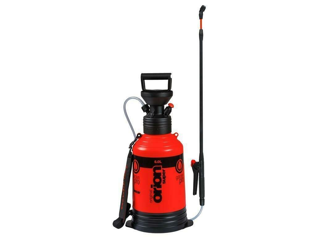 Pressure sprayer Orion Super 6 litres orange