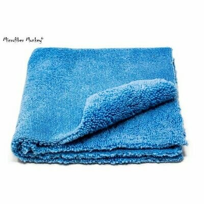 """Professional microfibre cleaning and polishing cloth """"Two Sided Wonder"""""""