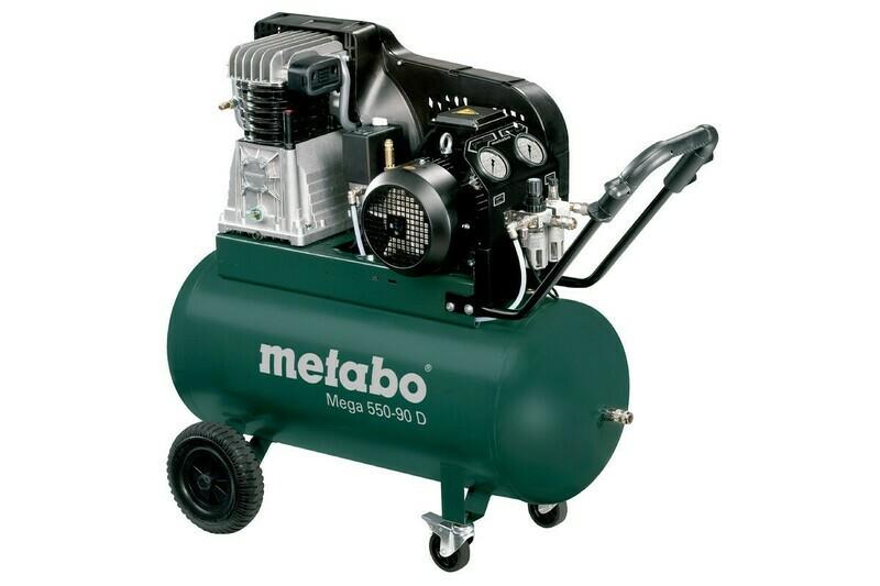 Mega 550-90 D Compressor (400 Volt)