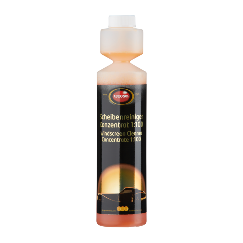 Window cleaner concentrate 1:100